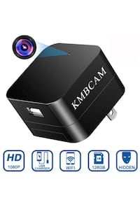 Brand new Hidden Camera Wireless Home Charger Cam with App 1080P