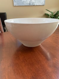 "PFALTZGRAFF - CAPPUCCINO - 11"" EXTRA LARGE SERVING/SALAD BOWL - NEW   Never used. Mint.   Arlington, 22201"