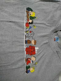 Vintage Charlie Brown Christmas t shirt Baltimore
