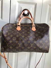 Louis Vuitton monogram speedy35 bandoulière  Reston, 20190