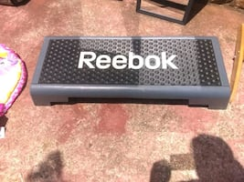 Reebok exercise step board