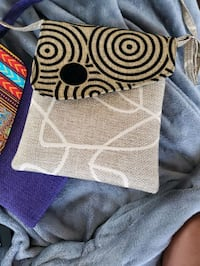 African Crossbody bags