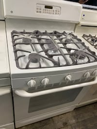Stove ge 30 inches gas