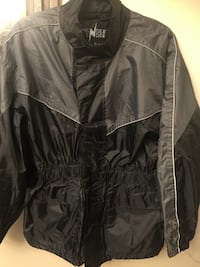 Thunder under rain gear motorcycle jacket Liverpool