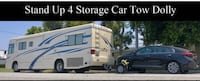 New Stand Up 4 Storage - 2019 Load All Car Tow Dolly Trailer Liberty, 29657