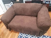 Loveseat/Couch and Armchair with Slipcovers Germantown, 20874