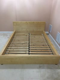 IKEA malm queen size bed frame Mc Lean, 22101