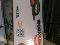 Worksaw new in box 53 km