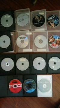 assorted Sony PS2 game discs South Bend, 46613