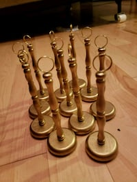 Gold candlestick holders Cleveland, 44118