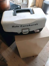 DALE EARNHARDT TACKLE BOX