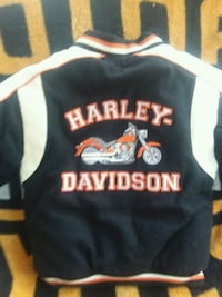 youth size 6 harley davidson class jacket Williamstown, 17098