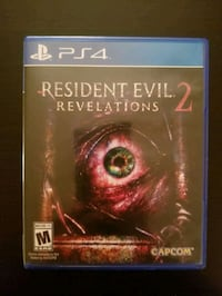 Resident Evil Revelations 2 for PS4  Vaughan, L4L