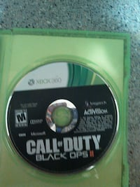 Call of Duty Black Ops 2 Xbox 360 game disc Charles Town, 25414