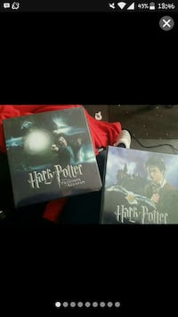 Harry Potter Movie Cards Liverpool, L19 2JT