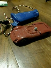 brown and blue plastic toy Sarnia, N7T 2S1