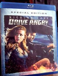 Drive Angry . Blu-ray movie  Omaha