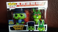 Mr. Hyde and bugs bunny funko pop