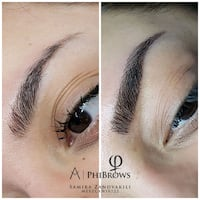 Phibrows microblading  Pointe-Claire