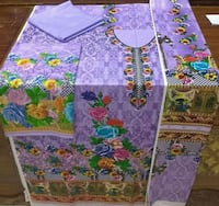 Soft Cotton Printed Suit New Design Karachi