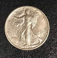 Used 1958 D Wheat Penny Error Coin for sale in Anderson - letgo