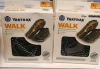 YAKTRACK BOOT/SHOE ICE TRACTION COVERS Elkhart, 46514