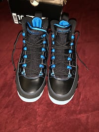 Jordan 9 photo blue with box  Long Beach, 90806