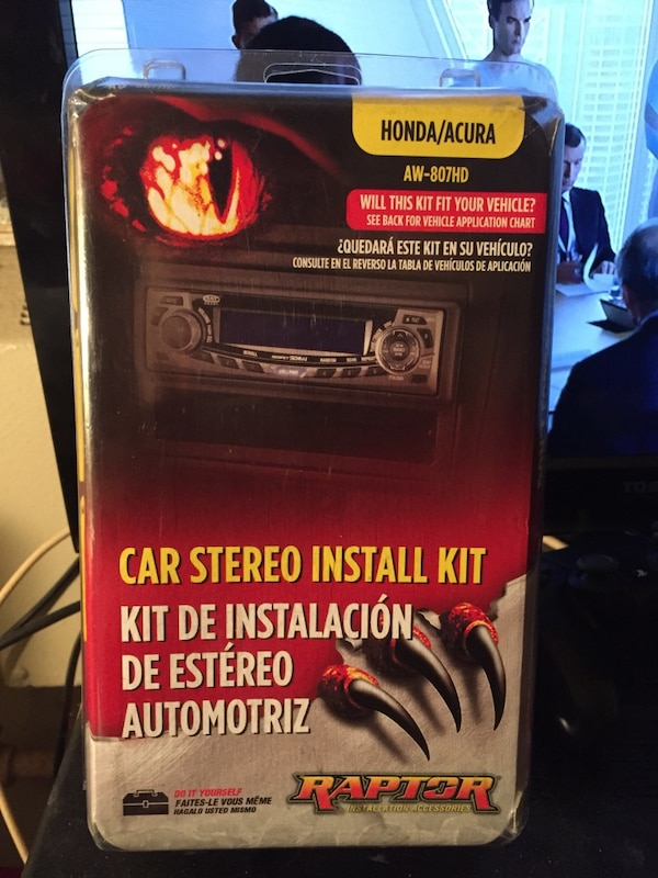 raptor car stereo wiring harness used raptor car stereo install kit for sale in new york letgo  used raptor car stereo install kit for