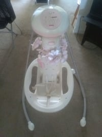 Fisher Price baby cradle & swing