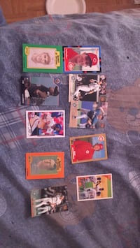 assorted baseball trading card collection Baltimore, 21201
