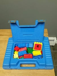 Legos with Carrying Case 50 km