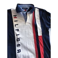90s vintage Tommy Hilfiger spell-out polo Toronto, M6M 5A7