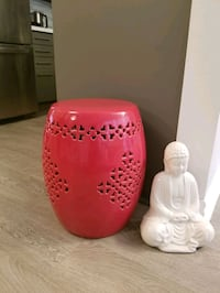 Pier One Ceramic Stool Toronto, M8Z 1P7