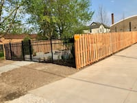 Fence and Gate installation Midlothian