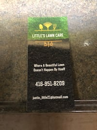 Lawn maintenance Bolton