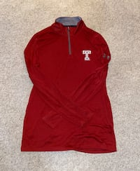 Under Armor Temple 1/4 Zip Pull-Over Telford, 18969