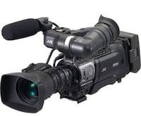 JVC GY-HM750 ProHD Camcorder w/Canon 14x Lens WASHINGTON