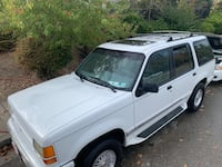 1994 Ford Explorer Limited.   Runs great,currently registered,160k miles Antioch