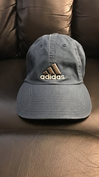 Navy Blue Adidas Strap Fit Hat