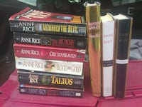 Anne rice books  Puyallup, 98375