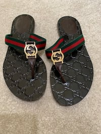 Gucci GG Thong Sandals Potomac, 20854