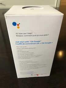 Google Home (Unopened)
