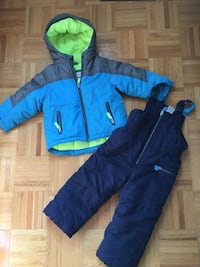 Boys 3t Snow Suit Mississauga, L4Z 4H4