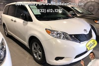 2017 Toyota Sienna L Only 11K Miles! Houston