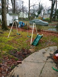 Swing set for sale  movin and cant take it wit me Baltimore, 21218