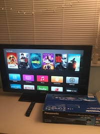 """Samsung tv 40"""" and Blu-ray player Annandale, 22003"""