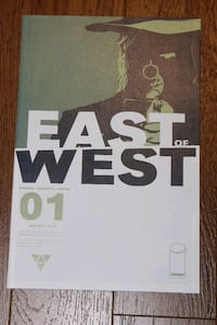 East of West #1 Amazon SHOW! Hickman Image Mississauga, L5N 7V4