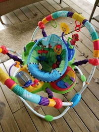 baby's multicolored jumperoo Mount Clare, 26408