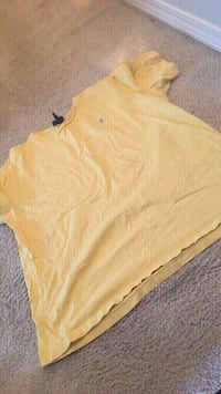 Size XL Polo t-shirt