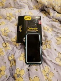 black Samsung Galaxy android smartphone Fort Lauderdale